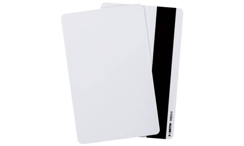 MIFARE Classic ISO PVC Credential with Magnetic Stripe